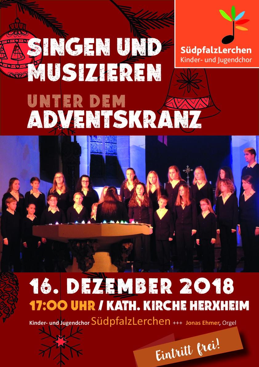Singen und Musizieren 2018