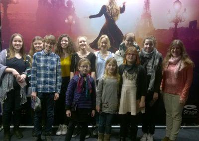 2019.02.10 Belobigung - Musical Anastasia