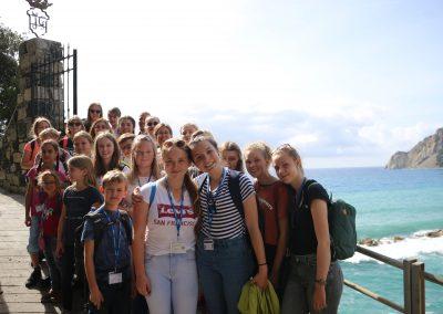 2019.10.10 Europatournee_La Spezia - Cinque Terre